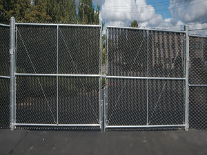 Gates from ACE Fence & Gates