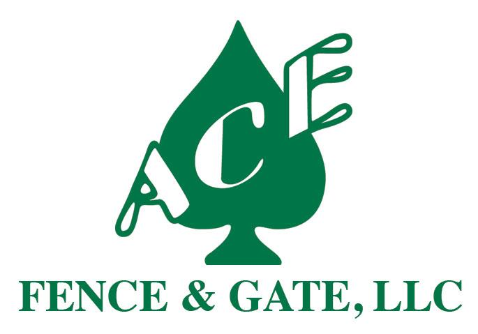 ACE Fence & Gate Logo